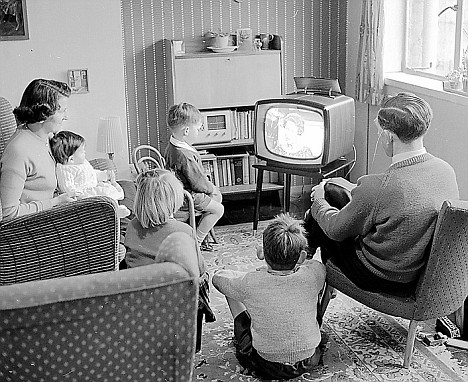 TV shows we used to watch_Paul Townsend_Flickr