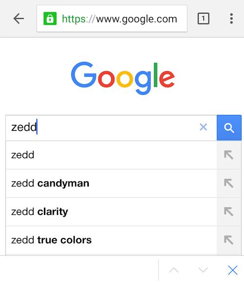 zedd-google