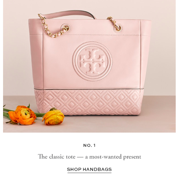 Black Friday email- Tory Burch