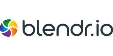 Blendr.io Logo