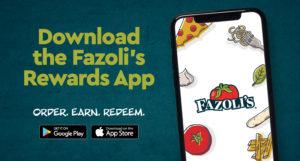 Fazoli's Rewards